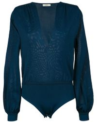 Egrey | Flor Knit Body | Lyst