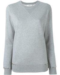 Valentino - 'rockstud' Sweatshirt - Lyst