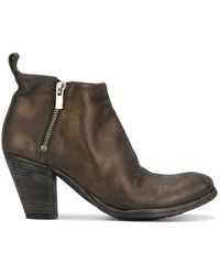 Officine Creative - Plaisir Boots - Lyst