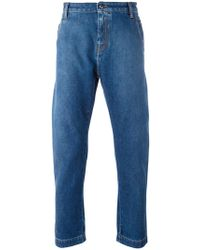 Ports 1961 - Loose-fit Jeans - Lyst