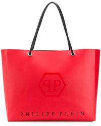 Philipp Plein - Oversized Shopper Tote - Lyst