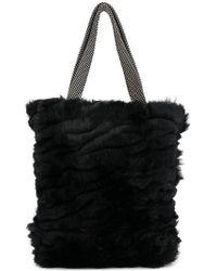 Laura B - Mini Shopper Bag - Lyst