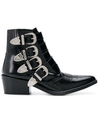 Toga Pulla - Aj006 Ankle Boots - Lyst