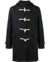 Saint Laurent | Classic Duffle Coat | Lyst