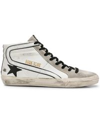Golden Goose Deluxe Brand Slide Hi-tops