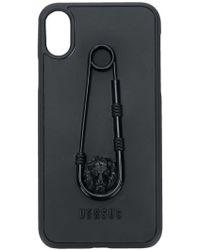 Versus - Printed Iphone X Cover - Lyst