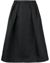 Essentiel Antwerp - Pleated A-line Skirt - Lyst