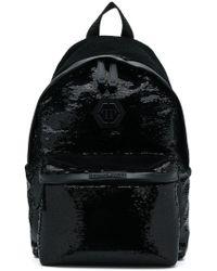 Philipp Plein - Sequin Embellished Backpack - Lyst