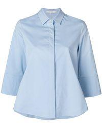 L'Autre Chose | Cropped Shirt | Lyst