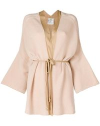 Forte Forte - Open Front Cardigan - Lyst