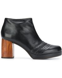 Chie Mihara - Quica Heeled Ankle Boots - Lyst