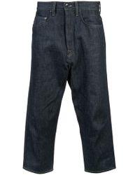 Rick Owens Drkshdw - Cropped Jeans - Lyst