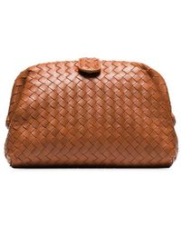 Bottega Veneta - Bolso de mano The Lauren 1980 intrecciato - Lyst