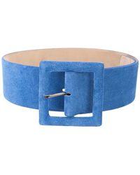 Carolina Herrera - Oversized Buckle Belt - Lyst