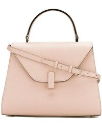 Valextra - Trapeze Tote - Lyst