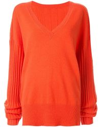Dion Lee - Corrugated Ribbed Knit Jumper - Lyst