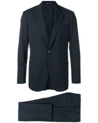 Giorgio Armani - Slim-fit Two-piece Suit - Lyst