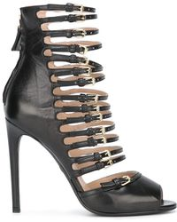 Giambattista Valli - Buckled Straps Sandals - Lyst