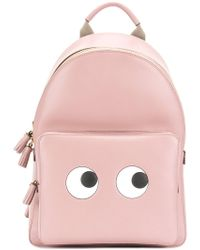 Anya Hindmarch | Eyes Mini Backpack | Lyst