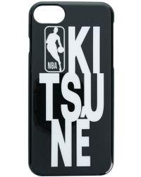 Maison Kitsuné - Nba Logo Iphone 8 Case - Lyst