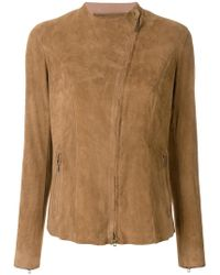 Salvatore Santoro - Zipped Jacket - Lyst