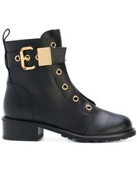 Giuseppe Zanotti - Embellished Boots - Lyst