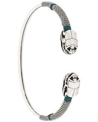 Gas Bijoux - Duality Scaramouche cuff - Lyst