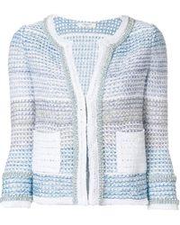 Charlott - Pearl Embellished Jacket - Lyst
