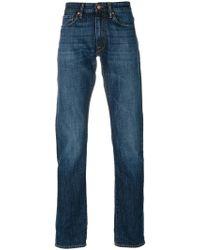 Incotex - Straight Leg Jeans - Lyst