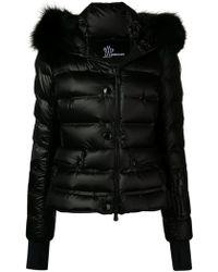 Moncler Grenoble - Armotech Fur Jacket - Lyst