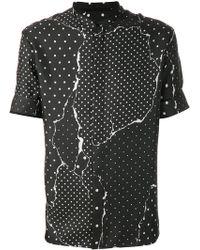 Haider Ackermann - Polka Dot Shirt - Lyst