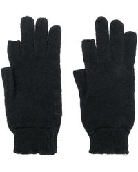 Rick Owens - Thumb And Forefinger Gloves - Lyst