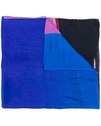 PS by Paul Smith - Paul's Photo Scarf - Lyst