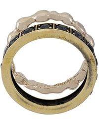 Iosselliani - Burma Ring Set - Lyst