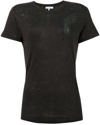 IRO - Fitted T-shirt - Lyst