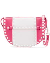 Valentino - Garavani Free Rockstud Clutch Bag - Lyst