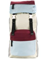Marni - Colour Block Backpack - Lyst