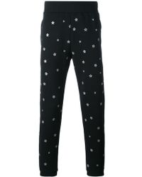 Christopher Kane - Printed Joggers - Lyst