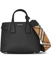 65b39fed9434 Lyst - Women s Burberry Totes and shopper bags