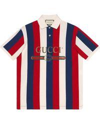 Gucci - Logo Baiadera Polo - Lyst