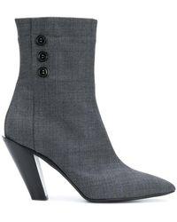 A.F.Vandevorst - Pointed Heel Boots - Lyst