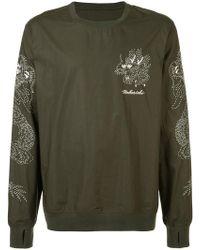 Maharishi - Embroidered Shirt - Lyst