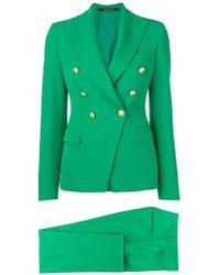 Tagliatore - T-alicya Two-piece Suit - Lyst