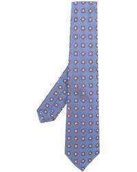 Kiton | Pattern Print Tie | Lyst