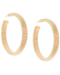 Gas Bijoux - Milo Ribbed Earrings - Lyst
