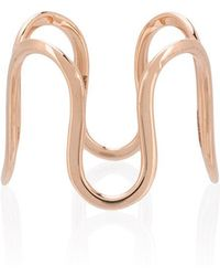 Sabine G - Wiggly Ring - Lyst