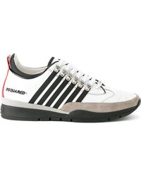 DSquared² 'New Runners' Sneakers - Weiß
