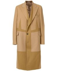 Alexander McQueen - Oversized Single-breasted Coat - Lyst