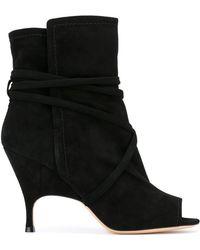 Alchimia Di Ballin - Open Toe Ankle Boots - Lyst