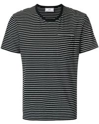AMI - T-shirt With Chest Pocket - Lyst